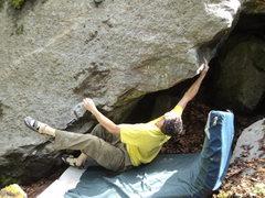Rock Climbing Photo: Marco