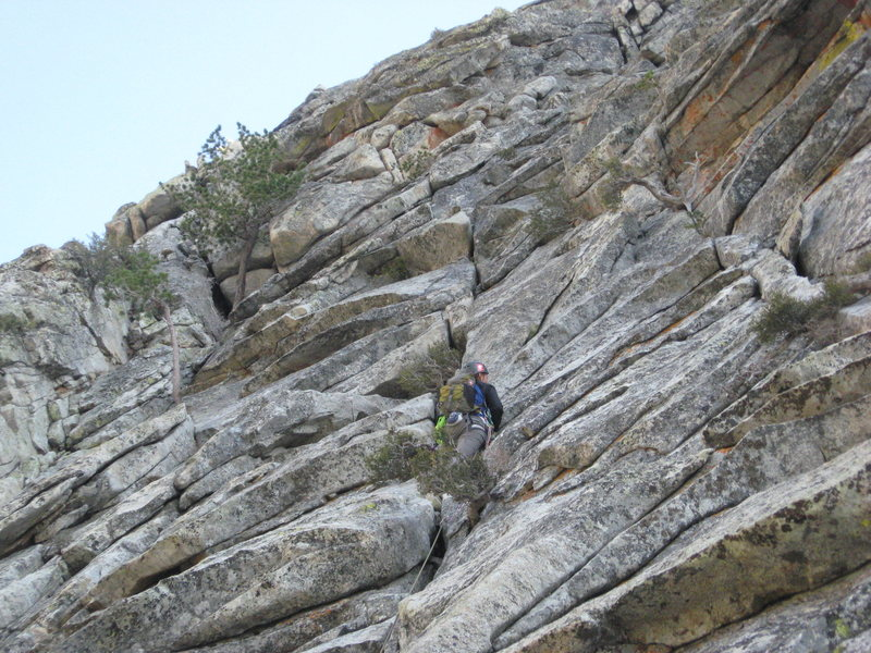 Agina Sedler leading Pitch 5.