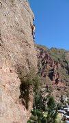 Rock Climbing Photo: La Paz, Bolivia.