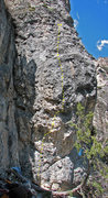 Rock Climbing Photo: Drop Anchor, 5.10d