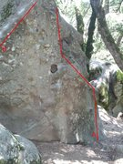 Rock Climbing Photo: Please help me identify these problems.  A - Bog D...