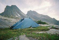 Rock Climbing Photo: Wham Ridge,Vestal Peak
