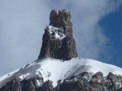 Rock Climbing Photo: Lizard Head