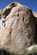 Rock Climbing Photo: Unknown L Topo