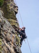 Rock Climbing Photo: Air at petenwell
