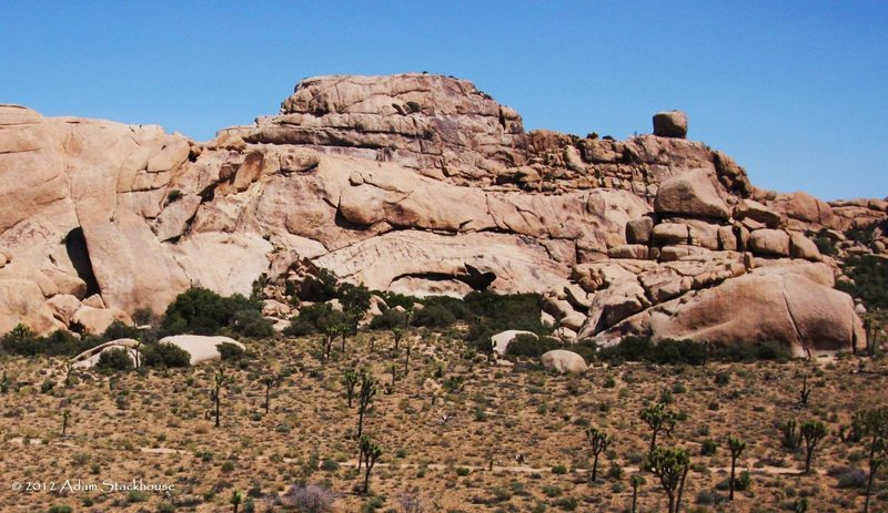 Rock Climbing Photo: The Solarium Area