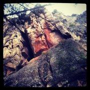 Rock Climbing Photo: Stigmata