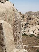 Rock Climbing Photo: Tech 9