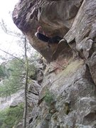 Rock Climbing Photo: Petenwell bluff