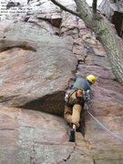 Rock Climbing Photo: Eric P