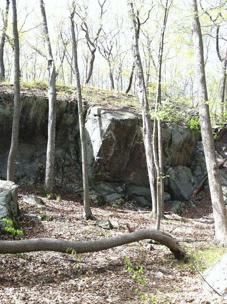 The Pagan Wall
