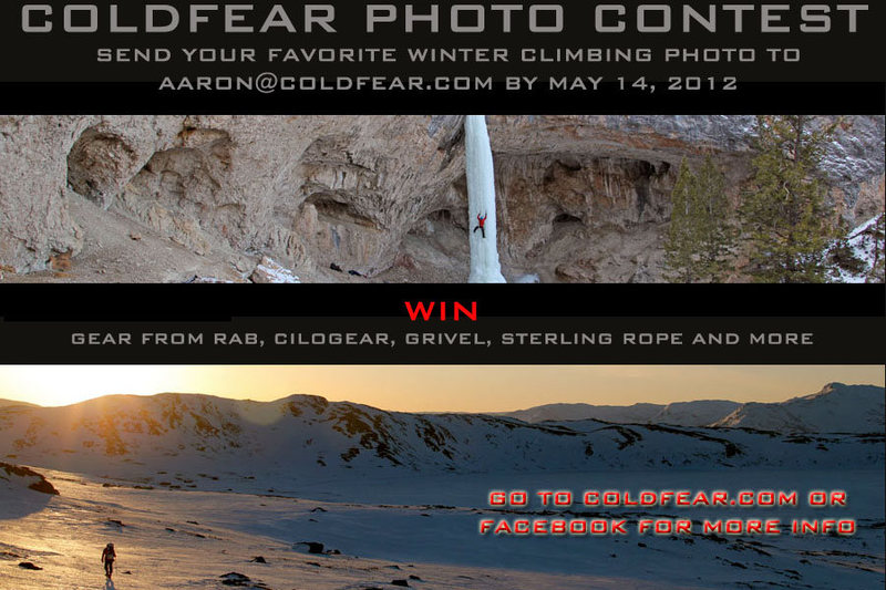 Coldfear.com Photo Contest