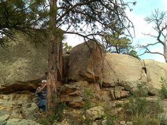 Rock Climbing Photo: Ridge view.