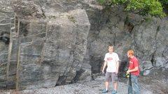 Rock Climbing Photo: Dock Point Bouldering