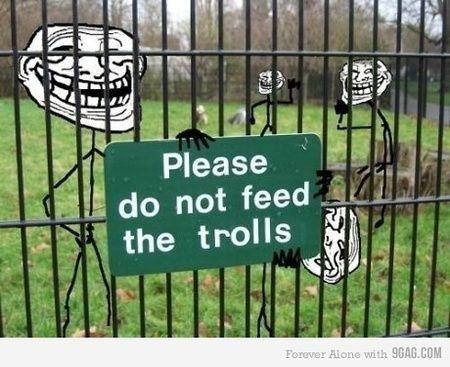 Fuckin Trolls