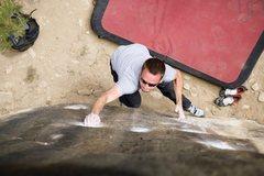 Rock Climbing Photo: Eden - Joes Valley