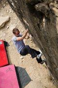 Rock Climbing Photo: Save Yourself left