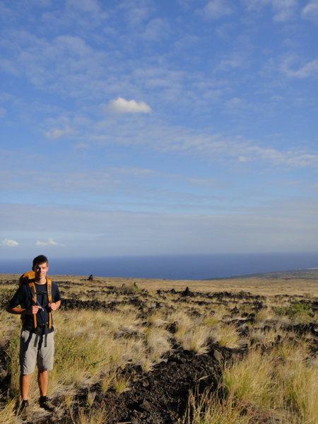 Volcanos nation park, Hawaii