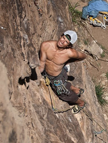 Rock Climbing Photo: Pup Tent OS