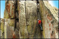 Rock Climbing Photo: Tide Country