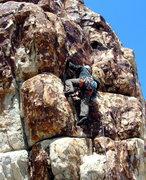 Rock Climbing Photo: Bodagette...
