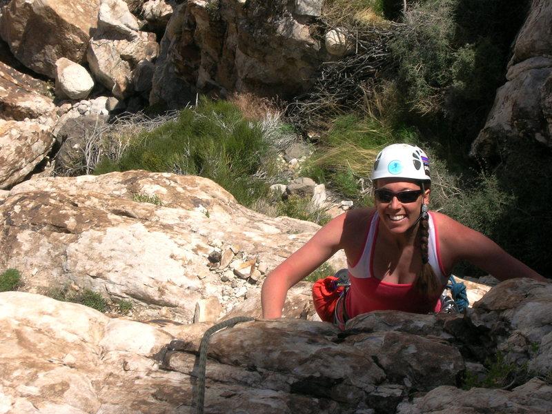 Rock Climbing Photo: Gotta love Ibex