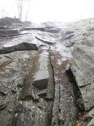 Rock Climbing Photo: counter culture