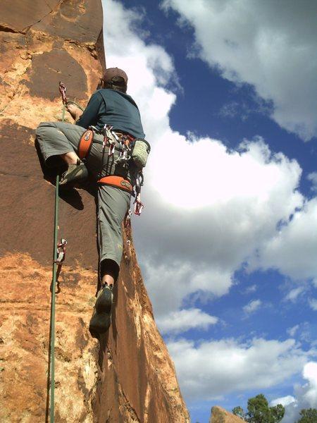 Rock Climbing Photo: I Spy, 16Z. CO