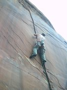 Rock Climbing Photo: The Splitter, 16Z. CO