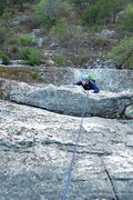 Rock Climbing Photo: Jon does Debbie.