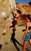 Rock Climbing Photo: Noreen Flynn on The Nose.