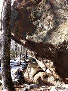 Rock Climbing Photo: This looks sweet Bro!