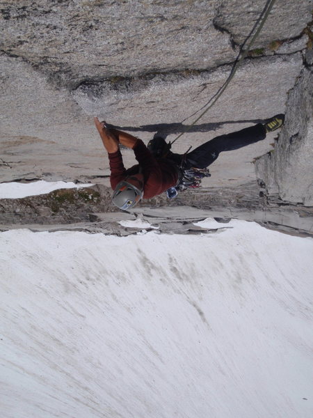 Rock Climbing Photo: Real good