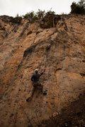 Rock Climbing Photo: On a date with Kim Gnardashian. This climb shares ...