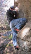 Rock Climbing Photo: Hardcastle McCormick