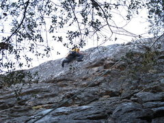 Rock Climbing Photo: finger lock + crimpy side pulls + huge slopers = J...
