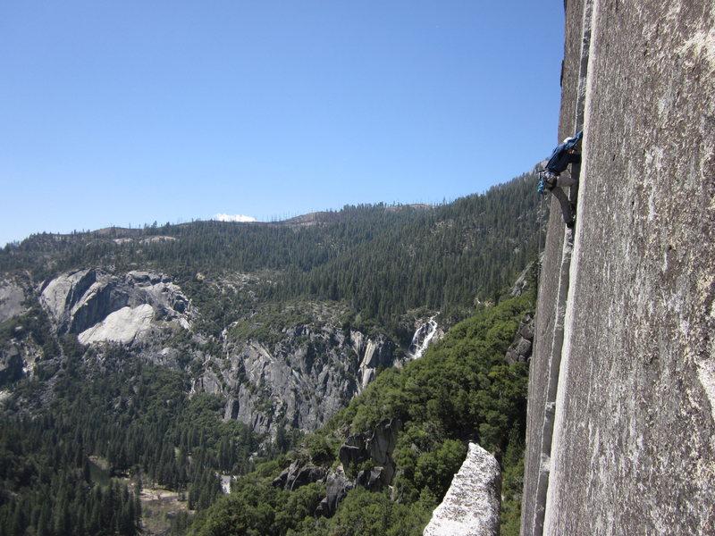 Rock Climbing Photo: Reed's Direct