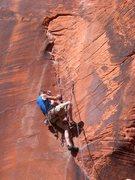 Rock Climbing Photo: down low