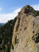 Rock Climbing Photo: Rewritten from Swanson #1.