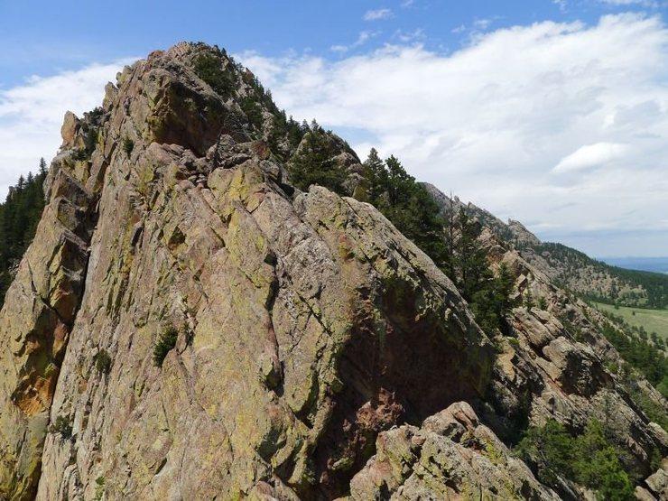 Rock Climbing Photo: Rewritten from Swanson #2.