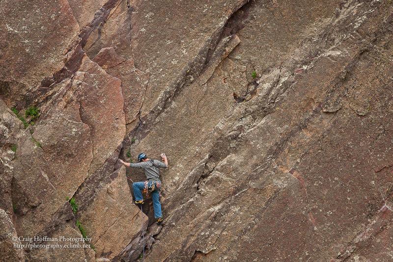 Climber on Werk Supp.