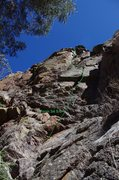Rock Climbing Photo: Form 34.