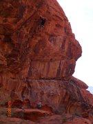 Rock Climbing Photo: Sandbox