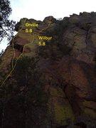 Rock Climbing Photo: Bros!
