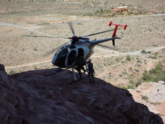 Rock Climbing Photo: Rescue at Red Rocks