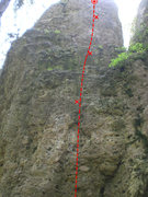 Rock Climbing Photo: Lichterland