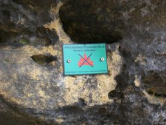 Rock Climbing Photo: You can do something here the locals call Boofen, ...