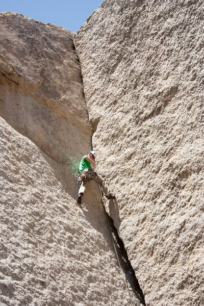 Reed Ames on Getting Smaller, .10b in Grapevine area High Desert
