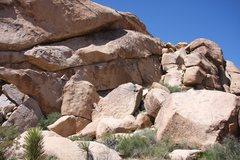 Rock Climbing Photo: Beadwagon