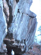 Rock Climbing Photo: Rumney Fall
